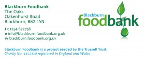 Blackburn Foodbank