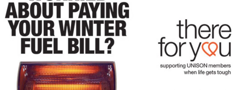 There for You winter fuel grants
